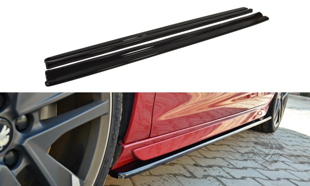 Dokładki Progów Peugeot 308 II GTI - GRUBYGARAGE - Sklep Tuningowy